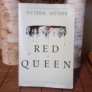 Red Queen Book